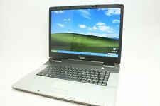 Fujitsu Amilo XP Silver Laptop retro