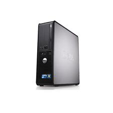 DELL DESKTOP TOWER PC INTEL QUAD CORE CPU 500 GB HD 8GB RAM  WI-FI WINDOWS 10