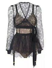 Agent Provocateur Elsey Wrap Top Size 10/ Elsey Skirt Size 10 RRP £740