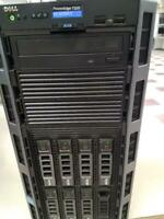 Dell T320 server. 16GB RAM, Intel Xeon E5-2403, How swap power supply.