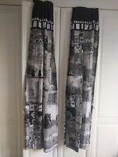 Gaveno Gavailia Hollywood themed curtains - 167(W) x 183 (D)