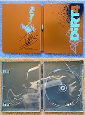 Steelbook Dirt 4 PS4 XBOX ONE / neuf / rare / pas de jeu.no game / envoi gratuit