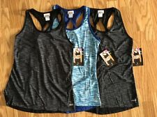 NWT  Avia Soacedye Helix Singlet Tank. Lot Of Three. Size XS
