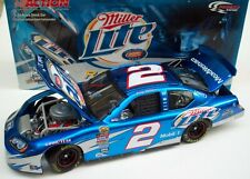 Rusty Wallace 2005 Miller Lite #2 Dodge Charger Liquid Color 1/24 NASCAR Diecast