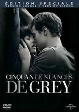CINQUANTE NUANCES DE GREY - EDITION SPÉCIALE / DVD NEUF SOUS BLISTER D'ORIGINE