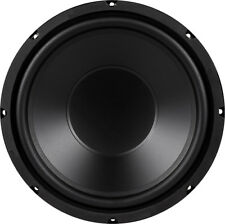 """NEW 12"""" 12-inch, 4-ohm Subwoofer Sub Woofer Poly Rubber Speaker Low Bass Driver"""