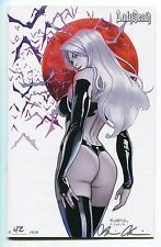 Lady Death Visions #1 Blood Moon Edition Variant Richard Ortiz Cover Signed /69
