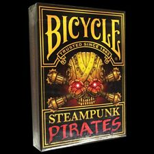 CARTE DA GIOCO BICYCLE STEAMPUNK PIRATES,poker size