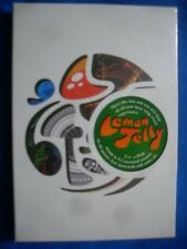 Lemon Jelly. Box set DVD,cards+poster