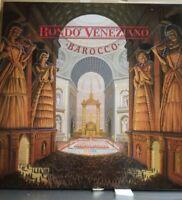 RONDO' VENEZIANO - BAROCCO - vinile 33 GIRI NUOVO - 1990 - 590125-1