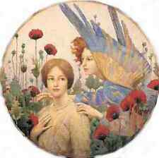 Thomas Cooper Gotch TheMessage A4 Photo Print