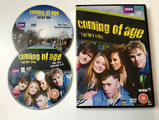 Coming of Age - Complete Season 1 - BBC DVD - 2-Disc Set - UK Release - VGC