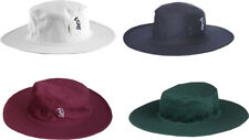 Kookaburra Cricket Sun Hat Anti Crinkle Comfortable Wide Brim Towel Banded Hat