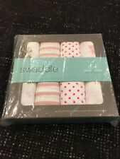 Baby Gap Aden and Anais Swaddle Blankets Brand New In Box Retail 69.99