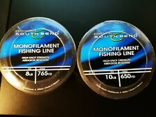 Mudville Monofilament Line Green 525-Yards//20-Pound Test New