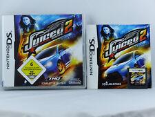Juiced 2: Hot Import Nights für Nintendo DS/Lite/XL/3DS - OVP+Anl. - Sehr gut