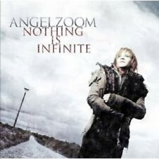 "ANGELZOOM ""NOTHING IS INFINITE"" CD NEW"