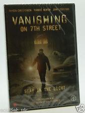 VANISHING ON 7° STREET DVD REGIONE 2 NUOVO SIGILLATO