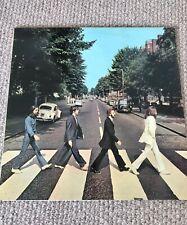 THE BEATLES-ABBEY ROAD 1969 VINYL ALBUM-EMI APPLE RECORDS PCS 7088
