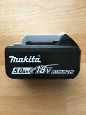 Batterie Originale MAKITA 18V 5,0Ah Modèle BL1850B Neuve sous garantie 04/2022