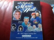1997 A Night At The Music Hall - Vince Hill The Krankies Bernie Clifton