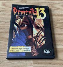 Dementia 13 (DVD, 2001)