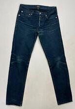 APC Denim Jeans Men Adult Size 27 X 29 Blue