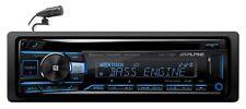 ALPINE CDE-175BT In-Dash Bluetooth CD Receiver Car Stereo USB/AUX SiriusXM Ready