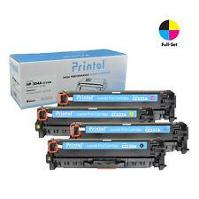 Toner Cartridge for HP LaserJet CP2025: CC530A, CC531A, CC533A, CC532A
