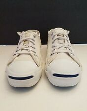 Vintage JACK PURCELL Converse MADE IN USA Canvas Sneakers Mens 5.5 Ladies 7 7.5