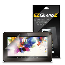 2X EZguardz LCD Screen Protector Cover HD 2X For Hipstreet Titan 3 7DTB35 Tablet
