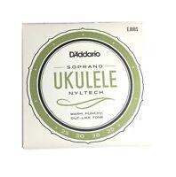 D'Addario Ukulele Strings Nyltech  Soprano EJ88S  Uke