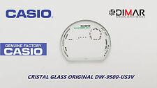 VINTAGE GLASS CASIO DW-9500-US3V NOS