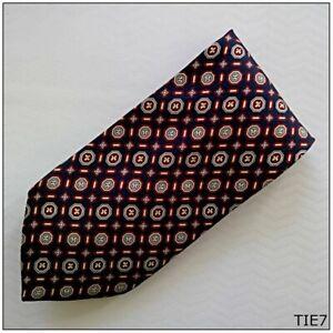 Ungaro Italy 100% Silk Made In Italy Men's Tie (Tie7)