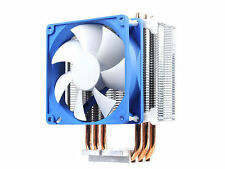 Silverstone AR02 Argon LGA2011/AM2/AM3 CPU Cooler w/ 92mm PWM Fan