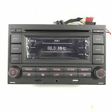 Car Radio RCN210 CD Player USB MP3 AUX Bluetooth For VW Golf Jetta MK4 Passat B5