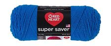 Red Heart  Super Saver Economy Yarn Blue Free Shipping