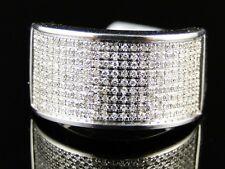 Ladies/Mens Genuine 225 Diamond Band Pinky Ring 1.0 Ct