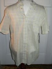 JM253212 MARC JACOBS LIGHT LEMON BUTTON SHORT SLEEVE M
