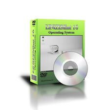 latest Linux Mint 16 Operating System to replace Windows XP Vista 7 8 DVD