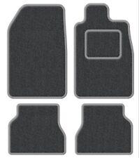 Suzuki Samurai/Santana/SJ 410 Velour Anthracite/Silver Trim Car mat set