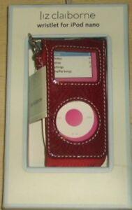 iPod Nano Liz Claiborne Wristlet Case - Red