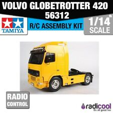 56312 Tamiya Volvo FH12 Globetrotter 420 1/14th R/C Radio Control Assembly Kit