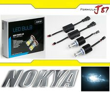 Nokya LED Kit Bulb 30W White 6000K 9006 HB4 Nok9810 Fog Light Replacement Lamp
