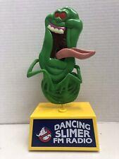 Vintage Ghostbusters Dancing Slimer Fm Radio Justin Products 1988