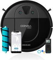 Cecotec Conga 2690 Robot Aspirador con tecnología iTech friega aspira Barre APP