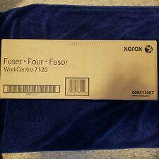 Genuine Xerox 008R13087 Fuser Unit WorkCentre 7120,7125,7220,7220T,7225 Sealed