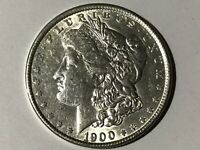 1 Morgan Dollar 1900/1900 O #232#