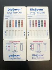12 Panel Drug Urine Dip Drug Test - Pack of 10 CLIA WAIVED-FDA APPROVED