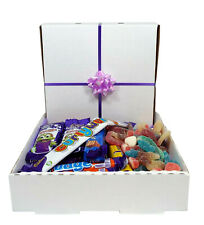 Cadbury Chocolate Sweet Hamper Pick n Mix Gift Box Present Fizzy Halal Sweets